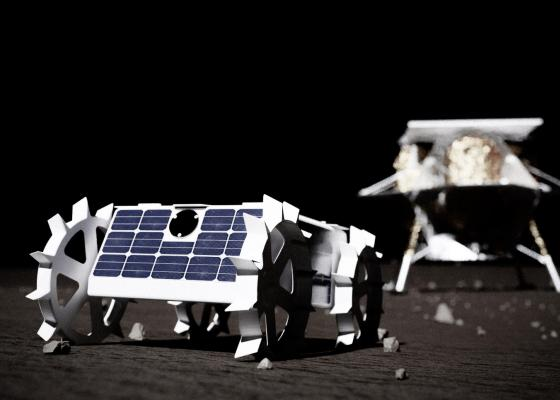 NASA Announces New Tipping Point Partnerships for Moon and Mars Technologies