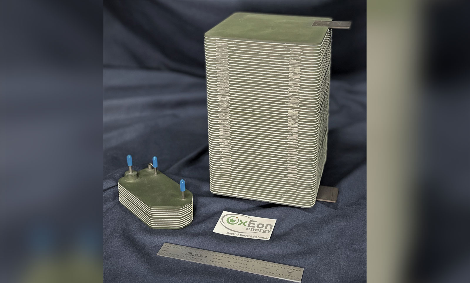 Solid Oxide Fuel Stack